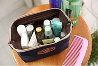 best bag organizer - Best Selling Women s Makeup Cosmetic Cases Fashion Travel Kit Solid Colours Organizer Bag For Lady Small Zipper Cosmetic Bags SV002470