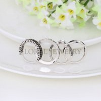 antique plate racks - Fashion Antique Silver Plated in Rhinestones Stackable Rings for Womens Jewelry Accessories JZ005 Cheap ring rack
