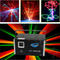 animation speed - High speed kpps scanner system Outdoor Disco Christmas Decoration Laser Projectors Watt RGB Animation logo Laser Lights