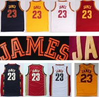 lebron james jersey - Cheap Lebron James Jersey White Red Blue Yellow Black Best Quality Stitched Jerseys