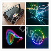 analog projector - 500mw RGB animation analog modulation laser light show DMX ILDA laser disco light stage laser projector