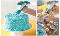 baking cake games - High quality cake baking quality goods patent surface decorating guru mouth set framed flower pen Framed decorating games