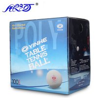 Wholesale Original Galaxy The milky way Yinhe table tennis ball star seamless ball for table tennis multiple practise