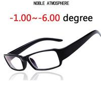 Wholesale Black Unisex Reading Myopia Glasses for short sighted