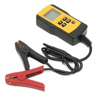 Wholesale Hot V Vehicle Battery Tester Auto Analyzer Digital Automative Battery Analyzer For SAE IEC EN DIN Electrical Instruments