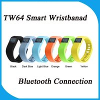 apple splash - TW64 Smart Wristband Waterproof and Dustproof Anti sweat Splash Water Colorful and Fashion for Android IOS