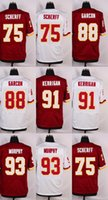 Wholesale 2016 Newest Men s WR Brandon Scherff Pierre Garcon Ryan Kerrigan Trent Murphy Elite Football Jerseys