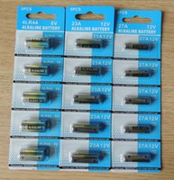 alkaline dry cell batteries - 3600pcs LR44 A L1325 A28 V Alkaline battery cards blister cards LR44 AG13 button cell v