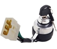 Wholesale 6 Wire KW KW KW Ignition Switch Key for gasoline Generator ATV Halley