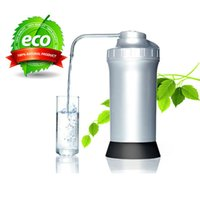 best tap filter - DHL best quality portable antioxidant Kitchen Tap Faucet Water Filter Water Ionizer