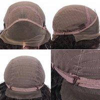 achat en gros de casquettes de qualité perruque noire-Glueless Lace Wig Caps Size Medium pour fabriquer des perruques Couleur noire avec bandoulière ajustable Tissus de perruque de haute qualité avec grand stock