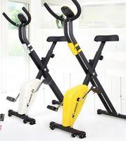 aerobic exercise equipment - Dynamic sense Single car Foldable design household mute indoor foot sports fitness equipment Aerobic exercise