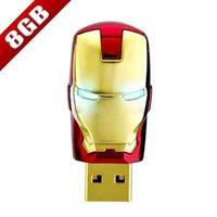 Wholesale Iron man Captain America USB disk g disk g disk g disk MJOLNIR creative gift g