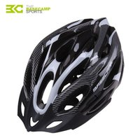 Wholesale New Sport Bicycle Helmets Visor Ultralight Unisex Professional Mountain Road Bike Helmet Fashion Cycling Helmet H5054