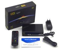Wholesale 2016 Satellite set top box V8 Super P Full HD DVB S2 TV Box USB Port Support WEB TV IPTV Youtube Youporn Redtube