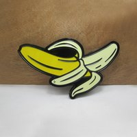 banana companies - Yellow cartoon banana belt buckles unique pewter belt buckle Western Buckle Retail company make your own belt buckles
