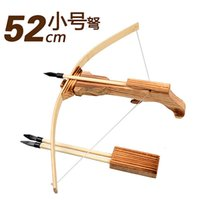 bow and arrow gun - Hot sale Hunting Bow Hunting game bows and arrows Crossbow Children s crossbow gun model
