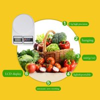 Wholesale 5kg g g Digital Kitchen Food Diet Postal Scale Kitchen Tool LCD Display