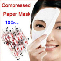 best face masque - Best Sale Skin Face Care DIY Facial Paper Compress Masque Mask DIY Mask