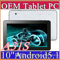 Wholesale Google inch Quad core GHz Allwinner A31S Android tablet pc Capacitive GB RAM GB ROM Dual Camera HDMI Bluetooth OTG MP4 PC PB