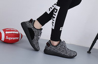 Wholesale 2016 New Air boost west Travel walk Men Women Relaxed comfortable breathe freely Running shoes Moonrock Oxford Running Sports Shoes