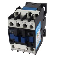 ac current control - CJX2 Poles NO VAC Coil Voltage Amp AC Rated Operational Current Motor Control AC Contactor DIN Rail Mount