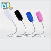 Wholesale LED USB Light Computer Pendant Desk Lamp Flexible Bright Mini LED Light for Notebook Computer LED USB Night Light