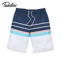 Wholesale Men Shorts Bermuda Surf Boardshorts Stretch Swimwear Swimsuit Men Sport Beach Shorts Casual Elastic Quick Drying Boxer Trunks