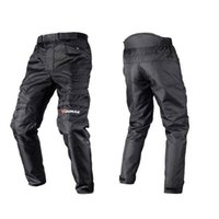 Wholesale Windproof Rip Stop Racing Pants Waterproof Adjustable Design Hard Wearing Breathable Removable Liner Motocross Off Road Trousers