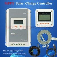 best solar regulator - Best price solar mppt charge v regulator a tracer1210a charge controller