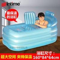 Wholesale Inflatable bath tub adult
