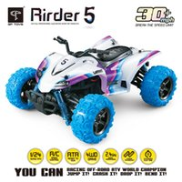 Wholesale KF TOYS RC Cars Rirder Monster Trucks Remote Control Truck Off Road Motorcycle Outdoor Toys Mini Rc Toys WD High Speed RTR