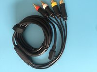 Wholesale high quality PSP S AV Cable UMD game Playing and Movie Playback PSP CABLE PSP S AV m