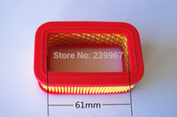 air filter sizing - 4 X Air filter large size for Zenoah G5200 G5800 Chainsaws replacement part