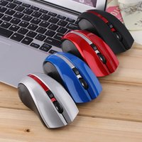 Wholesale Quietly V9 Brand D Optical Gaming Mouse Cool Design Professional USB Wireless Game Mice For Computer Peripherals Worldwide Top Quality