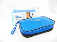 batteries impedance - SM8124 Internal Battery Resistance Impedance Meter Tester Battery Resistance Voltmeter Brand New