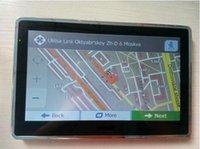 Wholesale 7 inch HD LCD TFT Car GPS Gavigator Wince M G Car GPS Navigation