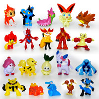 big ones video - Poke Monster Pikachu Vinyl doll Toy ornaments one piece minions patrulla canina Factory lps super wings anime figure