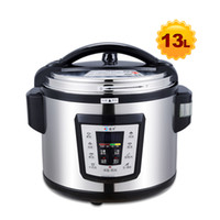Wholesale kitchen appliance commercial L stainless steel electric rice cooker