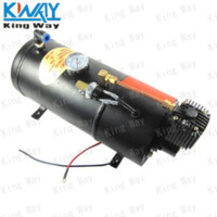 air horn tank - King Way Horn Air Compressor with Liter Tank for Air Horn Train Truck RV Pickup PSI