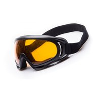 Wholesale 500pcs Windproof Ski Glasses Motorcycle Cycling Eyewear Airsoft Paintball Goggles Eye Protection For UV400 Glasses