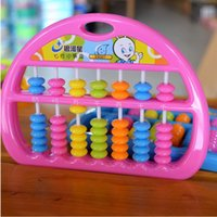 baby abacus - baby Math toys An abacus Children and students Educational gift