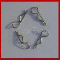 Wholesale 100pcs Remote Control Car Body Shell Clip Pin For HSP Redcat HPI RC Model Spare Part Bajas Parts amp Accs