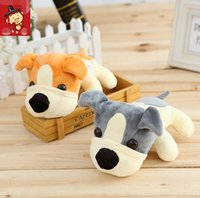 big head dogs - Lovely Big Head Dog Plush Toy CM Stuffed Cartoon Anime Dolls Children Baby Stuffed Toys For Kids Gift