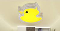 Wholesale Indoor lighting LEd Ceiling Lights For Children Room Down lights W W W Three Color adjustable with lollipop Ducky Grape Lamb Optional