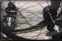 Wholesale popular roues en carbone track carbon mm clincher wheels bici ruedas bijhouden wiel fiets price