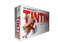Wholesale The Adventures of Tintin Complete Series All Episodes Disc Set