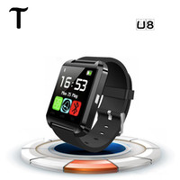 age electronic - Smartwatch Bluetooth Smart Watch U8 WristWatch digital sport watches for IOS Android Samsung phone Wearable Electronic Device