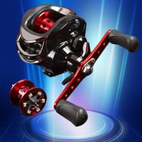 Wholesale Magic knight MOZHAN BB Right Left Hand Bait casting Reels Fishing Reel Droplets round reels