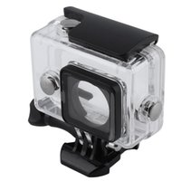Wholesale Waterproof Protective Housing Shell Case Underwater Snorkeling Protective Cover Case For XiaoYi Action Sports Camera